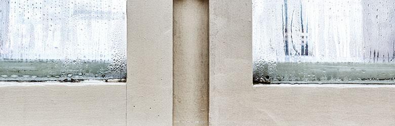 condensatievocht Brecht